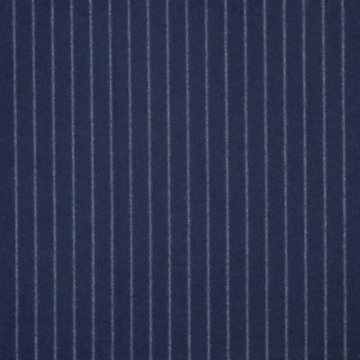 Niven Chalk Stripe - Navy