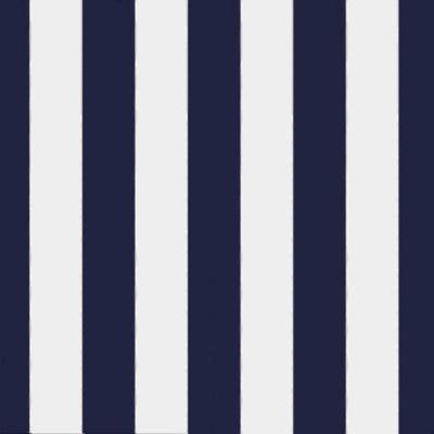 Grand Plage Stripe-  Navy
