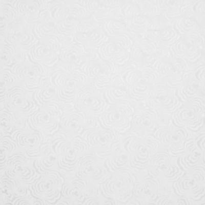Fleur Matelasse -Paperwhite