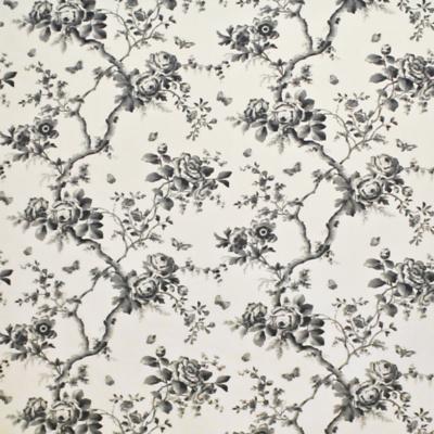 Vintage Ashfield Floral - Etching
