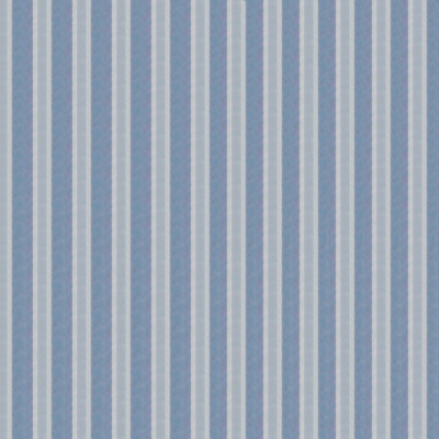 Lurin Stripe- Faded Blue