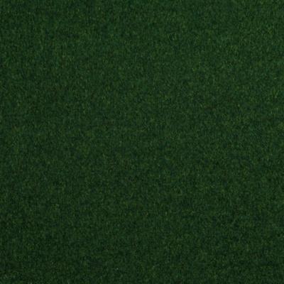 Burke Wool Plain - Hunter Green