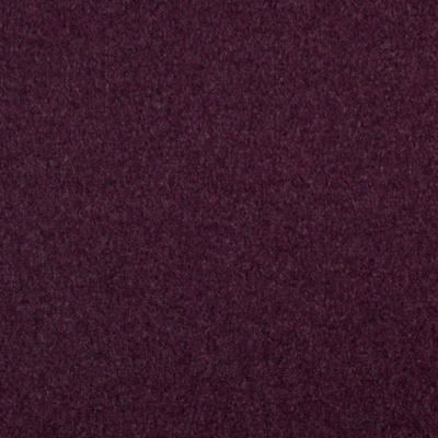 Burke Wool Plain - Deep Purple