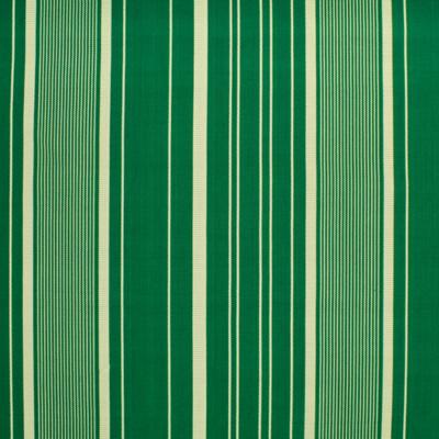 Sagunto Beach Stripe - Bottle Green