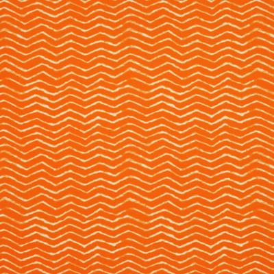 Clovis Herringbone - Orange Blossom
