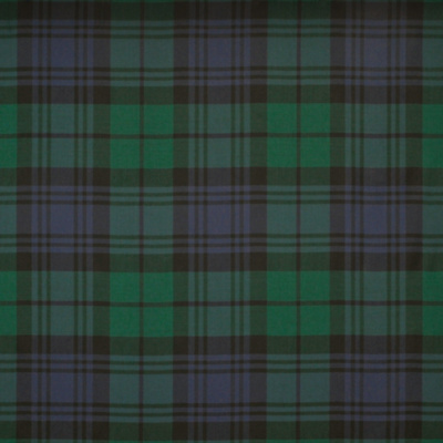 Spence Tartan - Black Watch