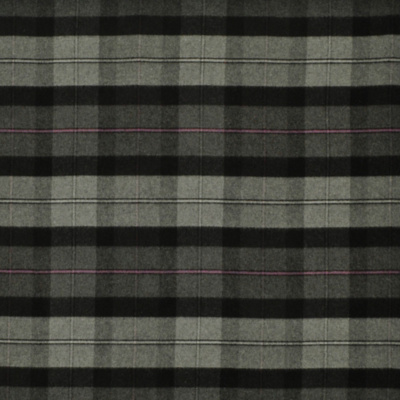 Coach Road Tartan - Evening Grey