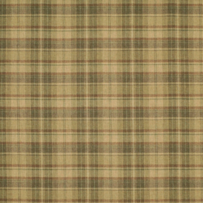 Eliott Plaid - Teak