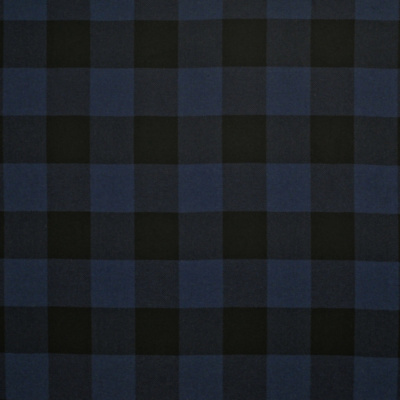 Craftsman Plaid - Indigo