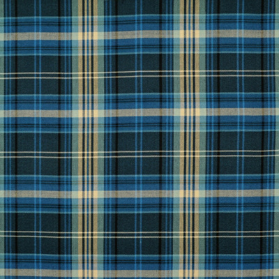 Brookhill Plaid - Indigo