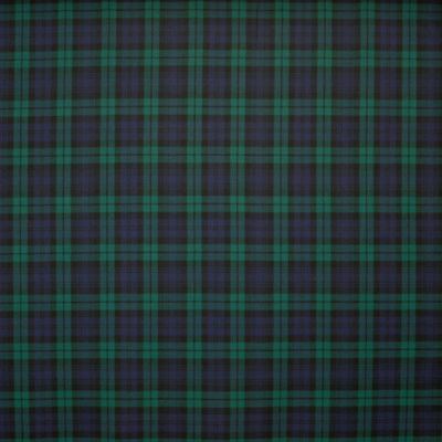 Blackwatch Tartan – Black