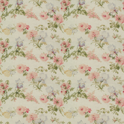 Therese Floral - White