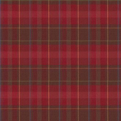 Highgate Plaid  - Burgundy