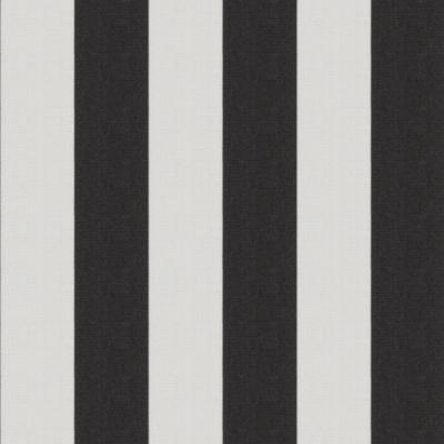 Racing Stripe - Black/White