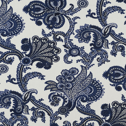 Bay Island   Indigo   Fabric   Products   Products   Ralph Lauren Home    RalphLaurenHome.com