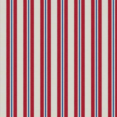 Neptune Stripe - Admiral Red