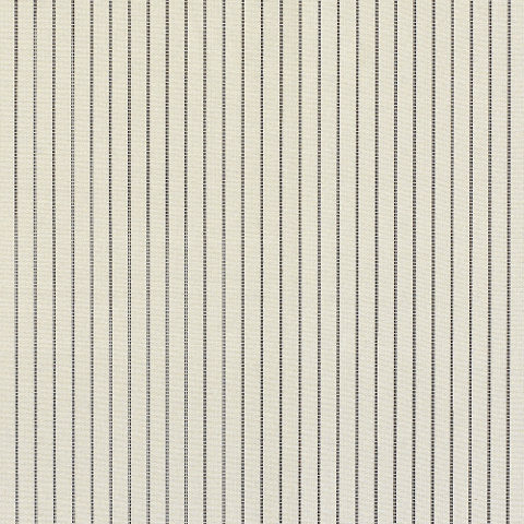Matilda Silk Pinstripe Cream Stripes Fabric