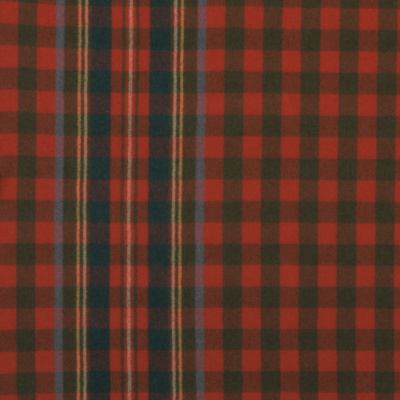 Whitredge Tartan – Red Chestnut