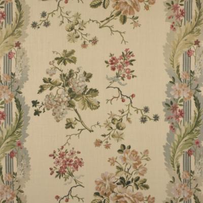 Espalier Floral – Parchment