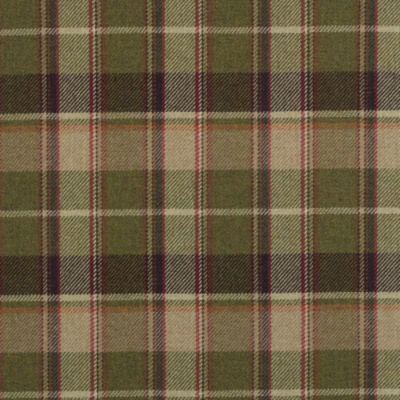 Hartington Plaid - Woodland