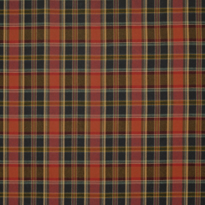 Ian Plaid - Balmoral Red