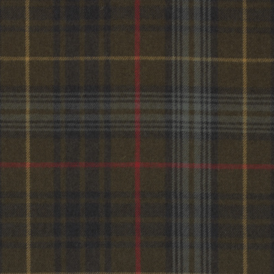 Breacon Plaid – Dark Olive