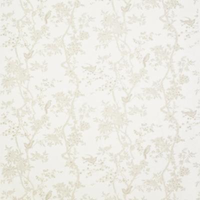 Marlowe Floral Sheer-Alabaster