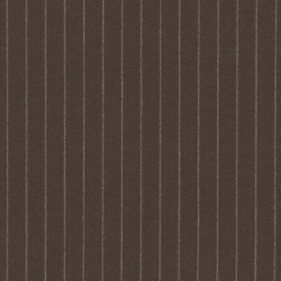 Windsor Chalk Stripe - Chestnut