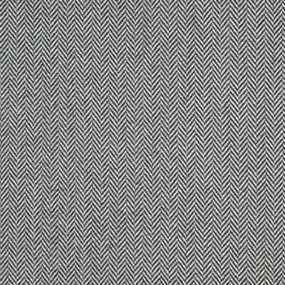 Balines Herringbone - Black/Cream