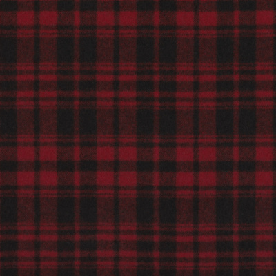 Otter Creek Plaid – Crimson