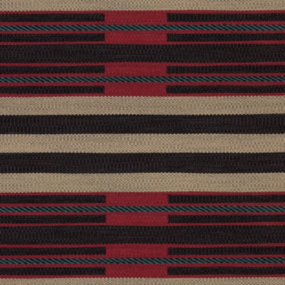 Dinetah Stripe – Raveled Red