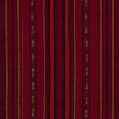 Arroyo Stripe – Cochineal Red