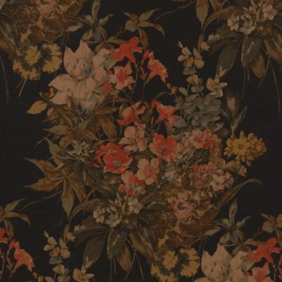 Malagassy Floral – Ebony