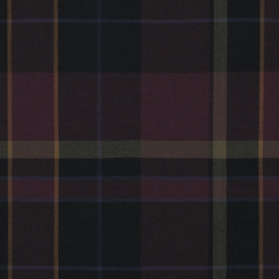 Glen Coe Plaid - Plum