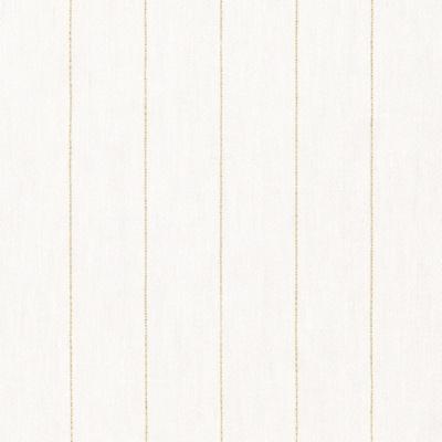 Nat Pinstripe - Metallic Gold