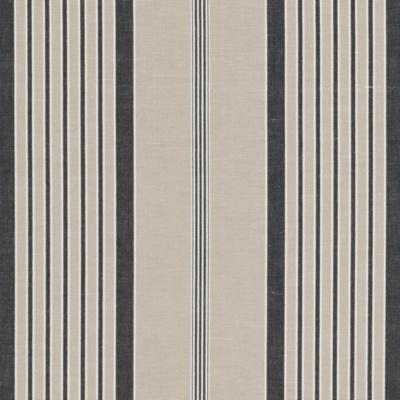 Cap Ferrat Stripe - Noir