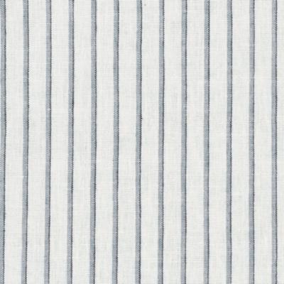 Emil Stripe - Shirting Blue