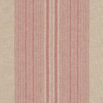 Antica Stripe - Vermillion