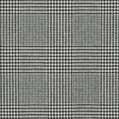 Wessex Glen Plaid - Black/White