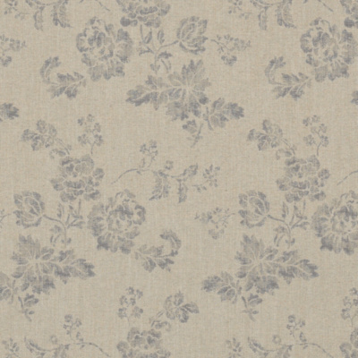 Holm Oak Floral - Slate