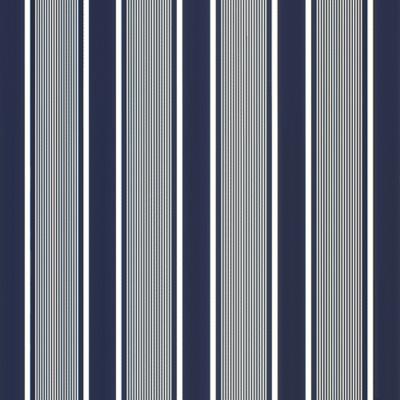 Super Yacht Stripe - Navy