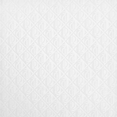 Promenade Deck Matelasse - White