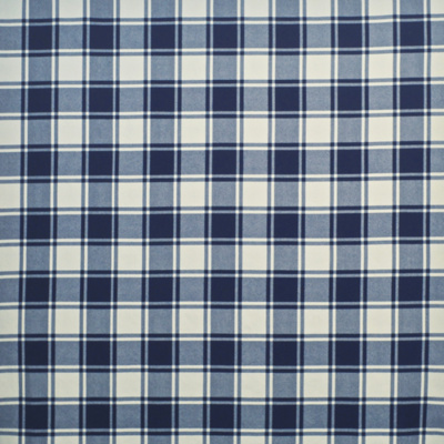 Avery Rock Plaid – Indigo/Ivory
