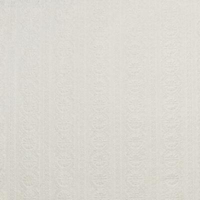 Norfolk Cotton Jacquard – White