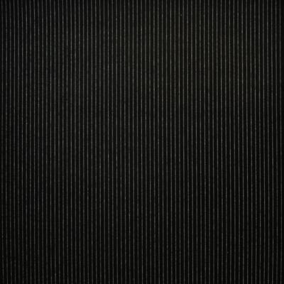 Merchant Wool Stripe – Black