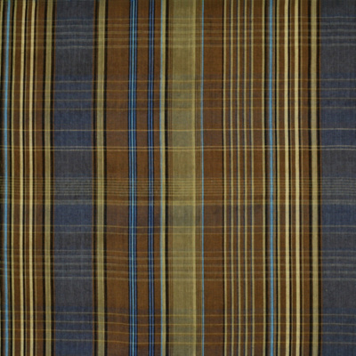 Wilhelm Linen Plaid - Riverine