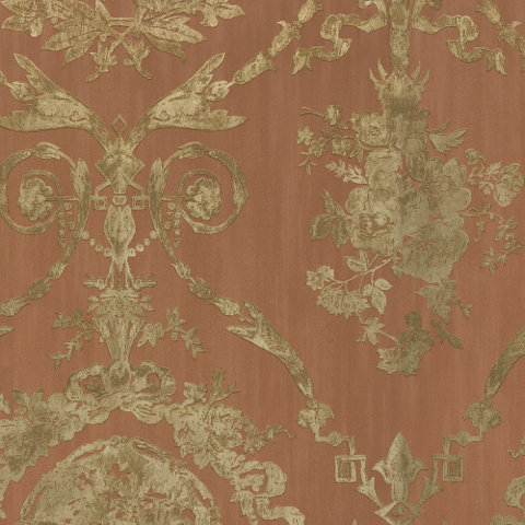 abbeywood damask armagnac wallcovering products. Black Bedroom Furniture Sets. Home Design Ideas