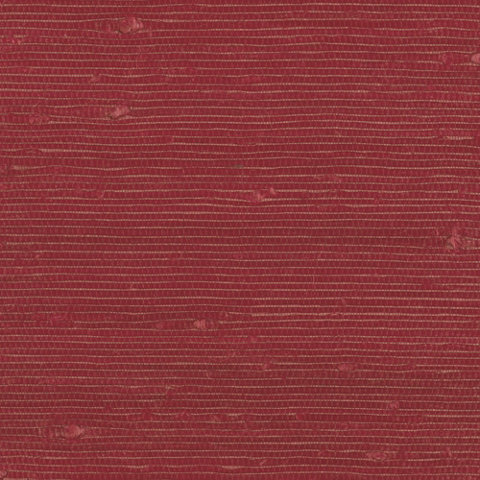 Ionian Sea Linen Lacquer Red Wallcovering Products