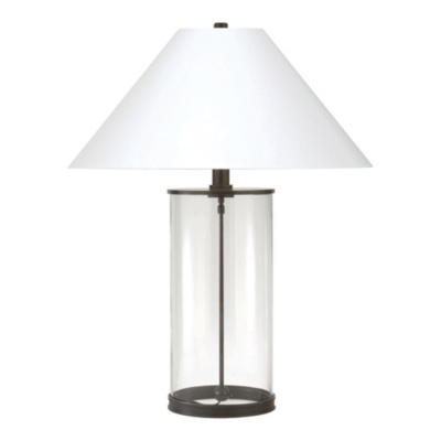 Modern Table Lamp in Bronze