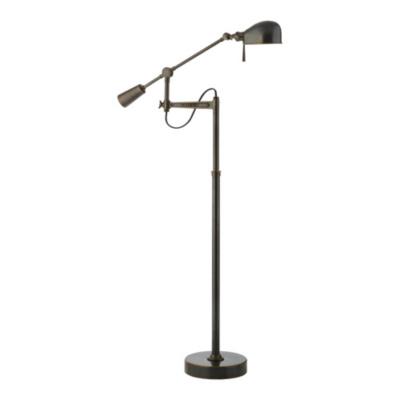 RL '67 Boom Arm Floor Lamp in Bronze